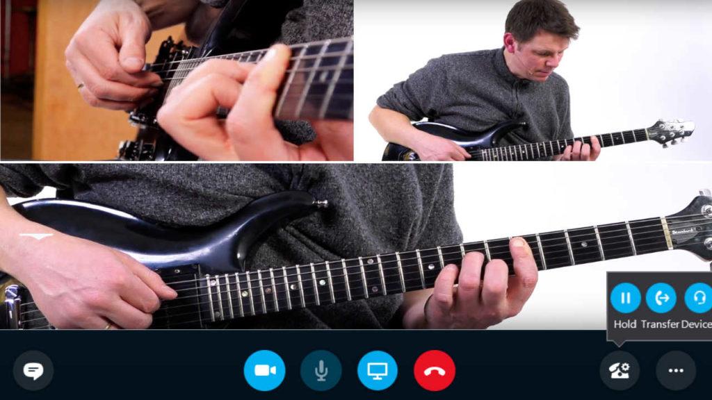 nelson bc skype guitar lessons