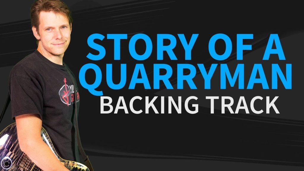Joe Bonamassa Story Of A Quarryman