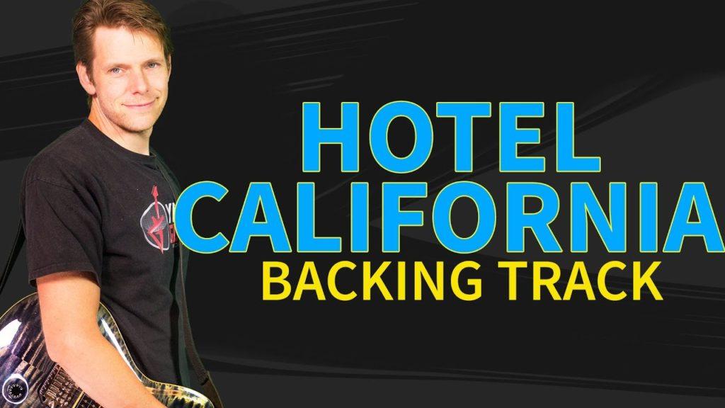 hotel c backing track