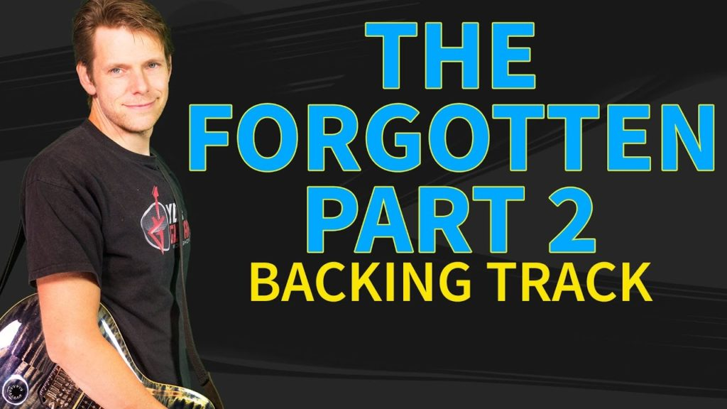 the forgotten part 2 backing track