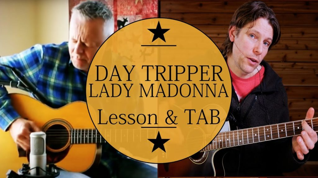 This is a full guitar tutorial on Tommy Emmanuel's version of Day Tripper/Lady Madonna by The Beatles. The tablature is available for patrons.
