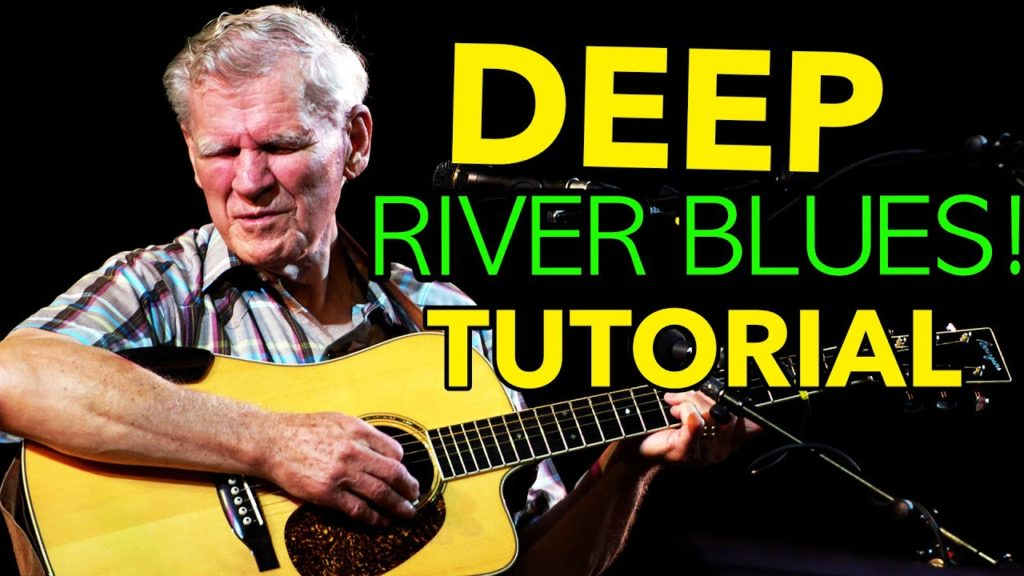 Learn how to play Deep River Blues by Doc Watson with this easy, step by step guitar lesson. Tablature is available on my patreon page.