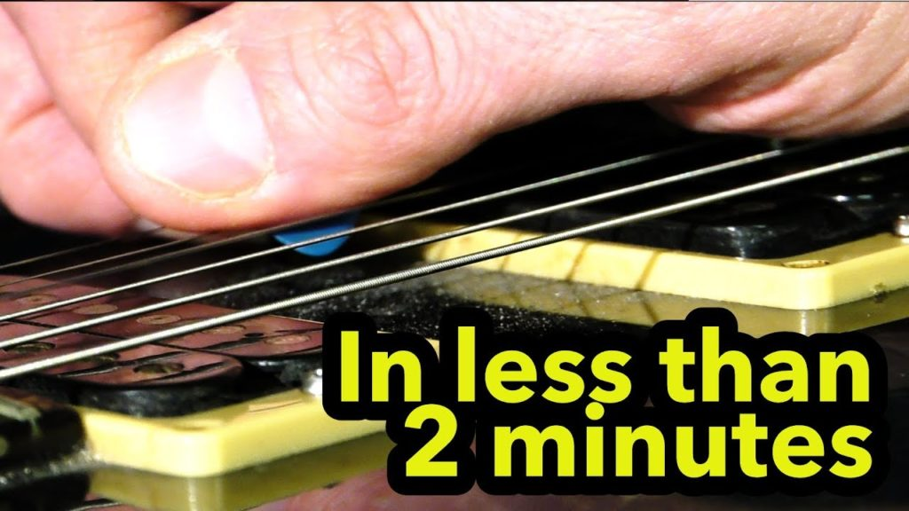 How to play Pinch Harmonics Tutorial on improving your picking technique with this super easy step by step guitar lesson! Master it in minutes!
