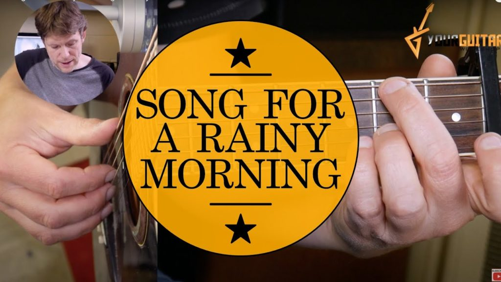 Song For A Rainy Morning Guitar Lesson by Tommy Emmanuel. Learn how to play this wonderful tune on guitar with this free step by step lesson.