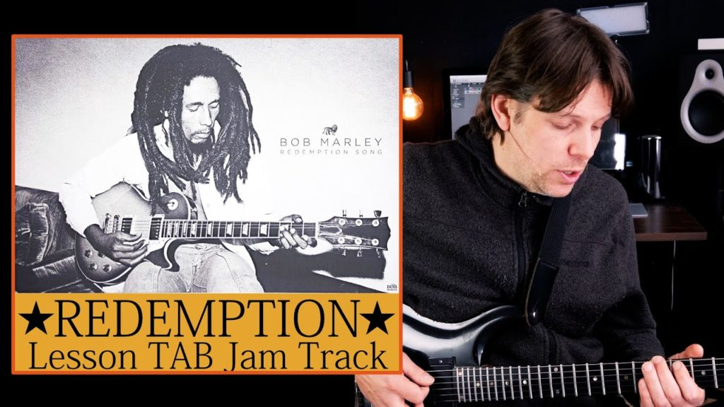Learn how to play Redemption Song Chords & Guitar Riff with this Bob Marley Guitar Lesson. Backing Track and Tablature available