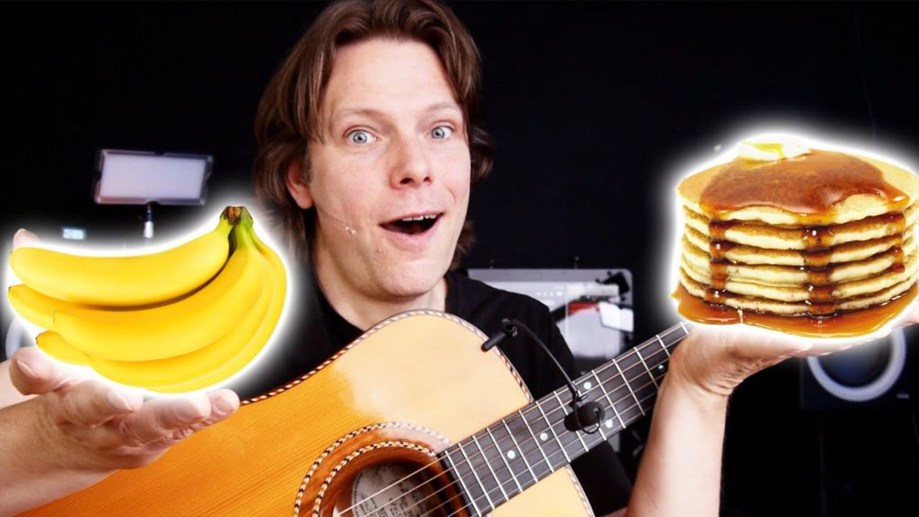 Jack Johnson Banana Pancakes Guitar Lesson